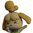 :isabelle_dab: